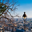Paris,Montmartre — Stock Photo
