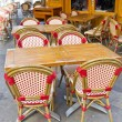 Street view of a Cafe terrace — Stock Photo #9022141