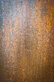 большой ржавчины стола — Стоковое фото