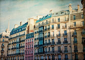 Old-fashioned building in Europe — Stock Photo
