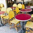 Coffee terrace - Foto de Stock