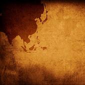 Leeftijd azië kaart — Stockfoto