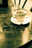 Café quente — Fotografia Stock
