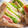 Sandwich — Stock Photo #9738285