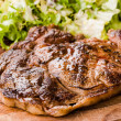 Grilled steak — Stock Photo #9872995