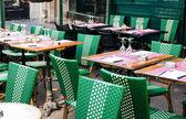 巴黎咖啡 — 图库照片