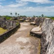 Ruins of fortification — Stock Photo #10596787