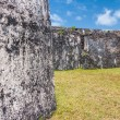 Ruins of fortification — Stock Photo