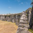 Ruins of fortification — Stock Photo #10597748