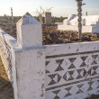 Stock Photo: Mahafaly tomb