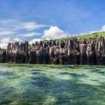 La Mer d'Emeraude — Stock Photo