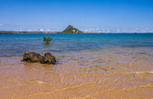 The sugarloaf of Antsiranana bay — Foto de Stock