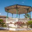 Stock Photo: The square of Diego Suarez
