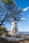La statua di marechal joffre — Foto Stock