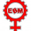Stock Vector: EBM Logo 8