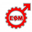 EBM Logo 11 - Stock Vector