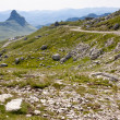 Durmitor National Park. Montenegro, Balkans — Stock Photo