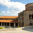 Exterior of St. Sofia church in Ohrid. — Stock Photo