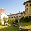 Studenica Monastery - Serbia. — Stock Photo