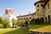 Monastère de Studenica - Serbie. — Photo