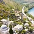 Bosnia and Herzegovina - Pocitelj. — Stock Photo