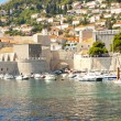 Exterior of Dubrovnik town. — Stock Photo #8867823