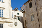 View on Dubrovnik old town. — Stock Photo