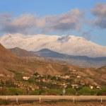 Peak of San Jacinto — Stock Photo