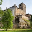 Stock Photo: Stock Photo: hrad Kost - Castle Kost - Czech Republic - Europe
