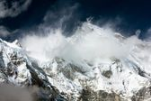 View of cho oyu — Stock Photo