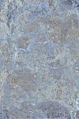 Staré modré malované zdi textury — Stock fotografie