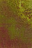 Gele en rode grunge textuur — Stockfoto