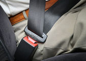 Seat belt — Stock Photo