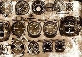 Retro havacılık — Stok fotoğraf