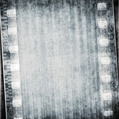 Grunge color filmstrip — Stock Photo