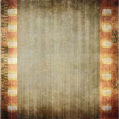 Color filmstrip texture — Stock Photo