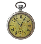 Relógio de bolso antigo. — Foto Stock