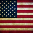 American flag — Stock Photo #8925470