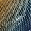 Royalty-Free Stock Photo: Speaker grill