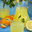 Lemonade — Stock Photo #7976347