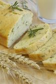 Rosemary cake — Stock Photo