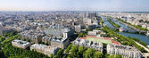 Panorama of paris france — Stock Photo