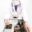 Doctor Pc — Stock Photo #8404779