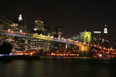 Brookly Bridge — Stockfoto