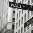 Wall street — Stock Photo #8467129