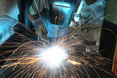 Welding, — Stock Photo