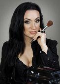 Make up artist — Stock Photo
