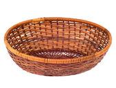 FRuit or bread basket — Stock Photo
