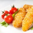Chicken fillet — Stock Photo