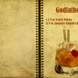 Постер, плакат: Godfather recipe